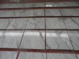 De Referentie van Statuario Venato van Bianco voor de Tegel Witte Marbloe/Bianco Statuario van de Badkamers/het Marmer dat van Italië wordt aangepast Statuario