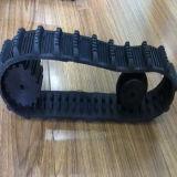 Trilha de borracha do robô com as rodas para Wheelschairs 50*20*46