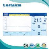 China Fabricante de equipamento médico de Nova Chegada de alta qualidade da marca superior da Máquina CPAP Nlf-200A
