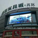 Anschlagtafel des im Freienbekanntmachenpixel P10/P16 BAD Digital-Bildschirm-Bildschirmanzeige-Zeichen-LED