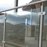 Нержавеющая сталь Glass Clamp для Railing System