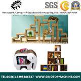 Design de la carte de publicité pour stand d'exposition