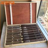Деревянный поворачивая комплект ручного резца
