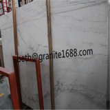 Volakasの白い大理石の安い大理石の大きいタイルの価格