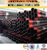 """9 5/8 """" di tubo dell'intelaiatura dell'olio del acciaio al carbonio di api Spec5CT J-55"""