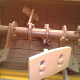El eje de doble Hormigonera (JS500) , hormigonera