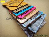 Em Fiber Board Cork Coasters, MDF / Bf Cork Coaster, Medium Density Fiberboard Coaster de cortiça, painel de partículas e MDF Cork Coaster (B & C-G061)