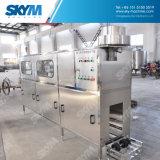 cadena de producción de relleno del agua pura del barril de 900bph 5gallon