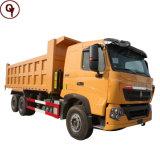 중국 Sinotruk HOWO T5g 덤프 팁 주는 사람 트럭 Steyr