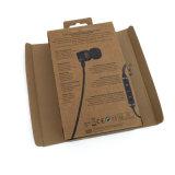 علبيّة عمليّة بيع عادة تصميم [بروون ببر] سماعة إلكترونيّة يعبر صندوق