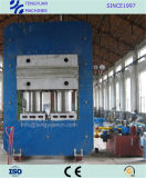 Grande tipo de frame imprensa Vulcanizing, grande imprensa Vulcanizing de borracha, Vulcanizer de borracha