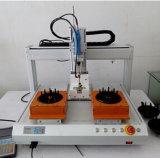 4axes高精度のBenchtop自動Screwdrivingの機械