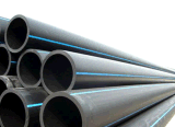 Pn6 Dn20 HDPE Rohr Standardlängen-Inrrigation Plastik-PET Rohr