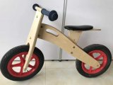熱い販売の高品質の木のバイク、普及した木のバランスのバイク