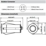 Dahua 2MP Hdcvi Bullet безопасности цифровая видеокамера CCTV (HAC-дребезжание1220G)