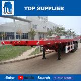 A Titan veículo - Recipiente Extensível semi reboque atrelado de mesa para venda