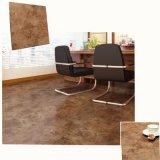 Mattonelle di pavimento di marmo dello strato del PVC di scatto