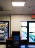 Iluminação de painel aprovada 620*620*10mm do diodo emissor de luz 54W do UL