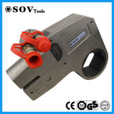 니켈에 의하여 도금되는 강철 육각형 카세트 구렁 유압 토크 렌치 (SV41LB)