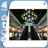 Escada rolante de 800mm de alumínio com certificado Ce