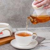 Juego de té de la cena de cerámica taza de café de porcelana plato de cerámica de juego de mesa de café