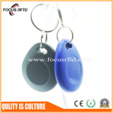 접근 제한 해결책을%s 새로운 도착 플라스틱 RFID Keyfob
