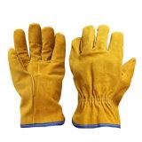 Beständige arbeitende fahrende Handschuhe für Fahrer schneiden