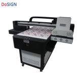 새로운 디자인 A1 크기 디지털 백색 잉크 Tx800 UV 평상형 트레일러 인쇄 기계
