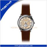 Montres de quartz de la mode Psd-2247 pour des montres d'usine de femmes