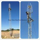 La communication TÉLÉCOMMUNICATION Télécom haubané Tour mobile