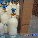 La norme ISO9809-3 150bar de l'acier 5L du vérin d'oxygène Qf-2C7 pour la vente de soupape