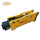 Harmmerexcavatorの油圧破損のハンマーの、油圧ハンマー破損、油圧ブレーカ