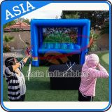 Party Hire Inflatable Archery Hover Ball Jeux interactifs