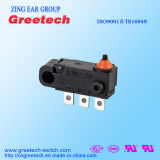 Subminiature vedadas à prova de micro interruptor usado para carros