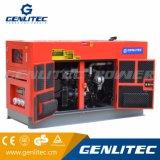 10kVA-37.5kVA力の無声Yangdongエンジンの携帯用ディーゼル発電機