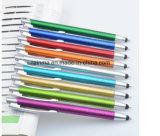 Crayon lecteur bon marché promotionnel de contact d'écran de cadeau de modèle neuf avec la matière plastique