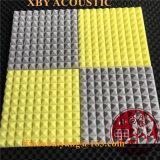 пламя 50X50X5cm пурпуровое - панели стены пирамидки студии retardant звукоизоляции акустические для комнат нот