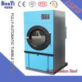 Máquina de secagem do secador industrial inteiramente automático da queda da lavanderia