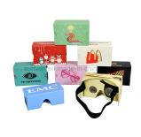 Smartphone를 위한 주문 Assembled Virtual Reality 3D Google Cardboard