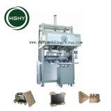 Hghy moldeado pulpa de papel Bandeja de paquete de productos electrónicos que hace la máquina