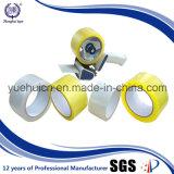 Migliore qualità del nastro giallastro adesivo acrilico dell'imballaggio di OPP