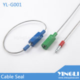 Logo와 Number Printing (YL-G001)를 가진 조정 Length Cable Seal