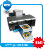 Multicolor com Epson L800 Inkjet CD DVD Printer Machine