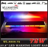 こはく色の白い警察LEDの緊急の手段の警報灯