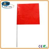 In het groot Bunting van de Vlag van het Handvat Golvende voor de Waarschuwing van de Veiligheid