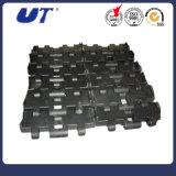 Composants du châssis porteur de chenille Assemblée de maillon de chaîne