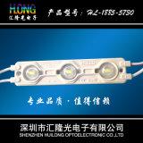 Impermeabilizar el módulo de 5730 inyecciones LED con la lente