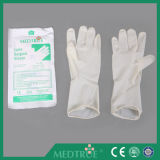 CE/ISO Approvd medizinischer Grad-Latex-Prüfungs-Handschuhe mit Puder (MT58064001)