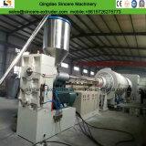 PE 3 camadas de água de plástico compósito/tubo de alimentação de gás da linha de produção do extrusor