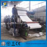 Carta velina della toletta di produzione che fa la riga della macchina di fabbricazione